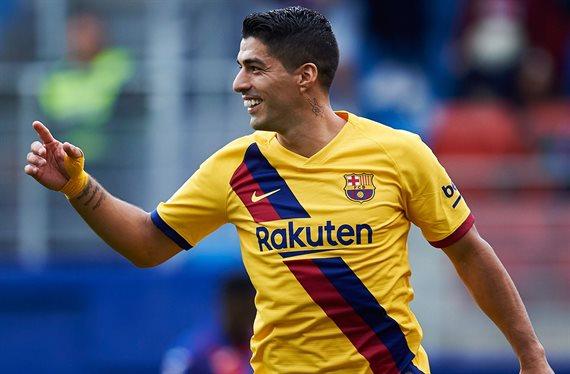 Luis Suárez lo ofrece: el uruguayo que sueña con ir al Barça