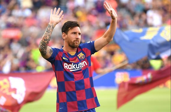 El jugador del Real Madrid al que Messi sigue en Instagram