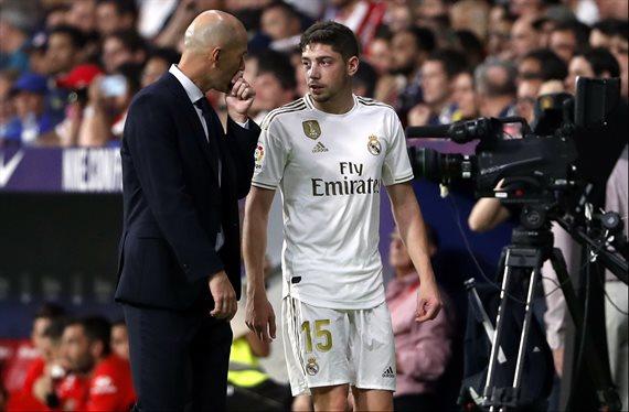 El consejo de Zidane a Valverde que puede cambiar todo para el uruguayo