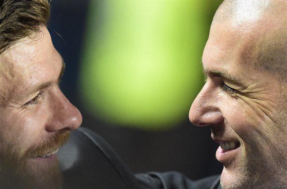 Florentino alucina con él. Le manda el vídeo a Zidane: ¡Aprende de una vez!