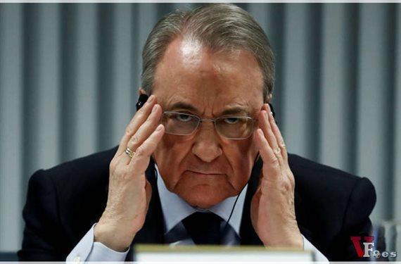 Llama a Florentino Pérez: el galáctico arrepentido de no ir al Real Madrid