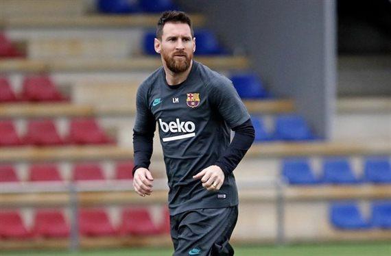 ¡La FIFA desprecia al Barça y lo deja fuera! y Leo Messi no se lo cree