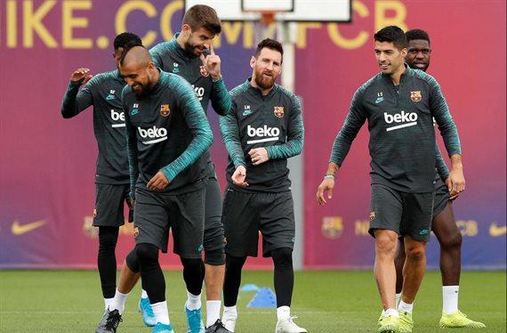 ¡Traición a Messi! Umtiti tiene equipo (y es un rival directo)