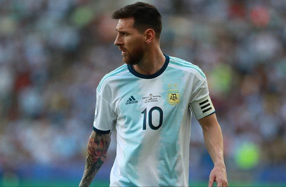 Con Messi y Agüero, los cambios en la lista de la Selección Argentina