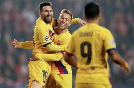 ¡Messi frena el fichaje en el Slavia-Barça! ¡Y lo cambia por este otro!