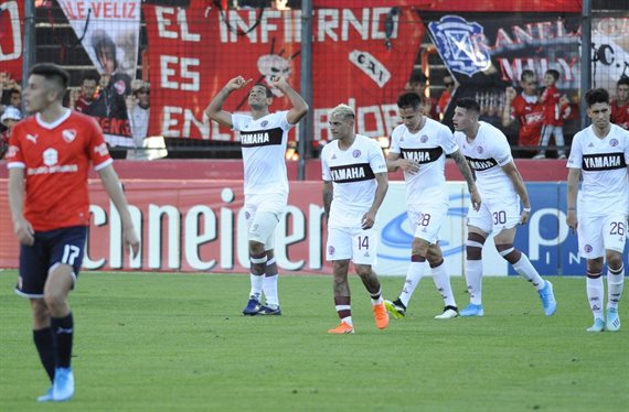 Lanús eliminó a Independiente y avanzó a la semifinal de la Copa Argentina