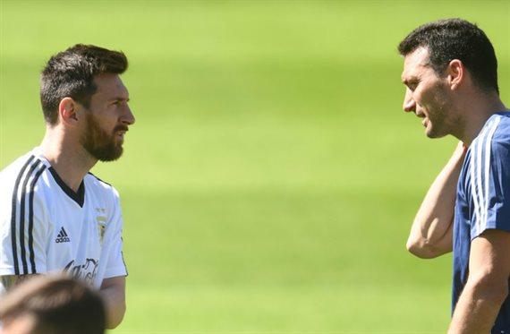 Con el regreso de Messi, Scaloni brindó la lista de convocados de Argentina