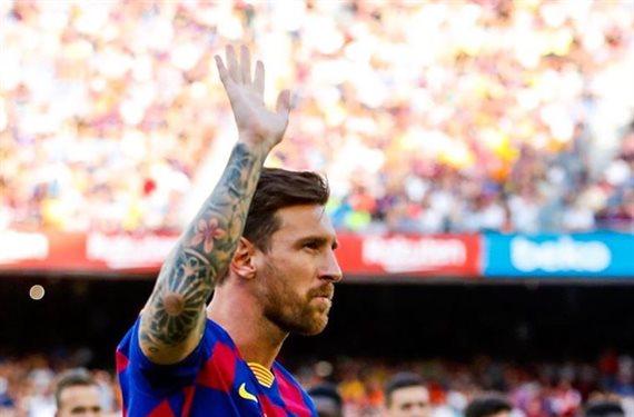 Hoy se lo juega todo. Messi pone a prueba su valía