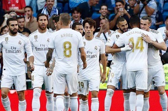 """""""Un Real Madrid fuerte"""" Zidane tiene claro quien está fuera y lo cuenta"""