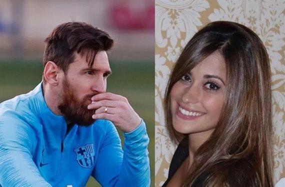 ¡Antonella Roccuzzo no puede tapar más lo que pasa con Messi en Barcelona!