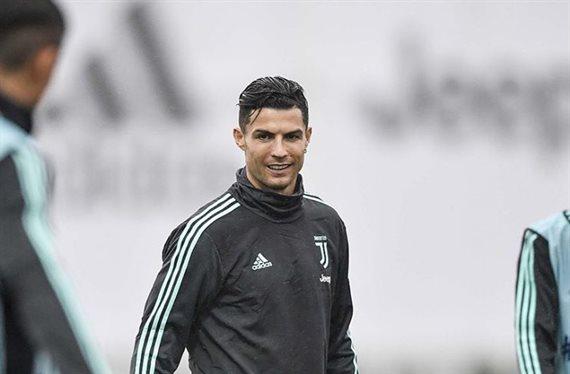 ¡Menudo lío! Cristiano Ronaldo señala a un jugador y no se lo esperaba