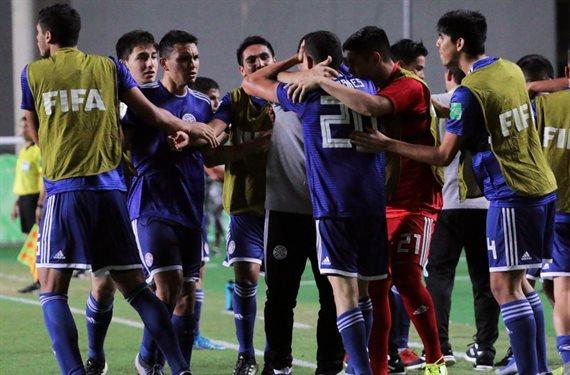 Argentina desperdició la ventaja y fue eliminado del Mundial por Paraguay
