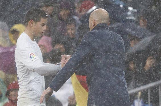 ¿Enserio? Lo de Zidane es una enfermedad que se extiende por España