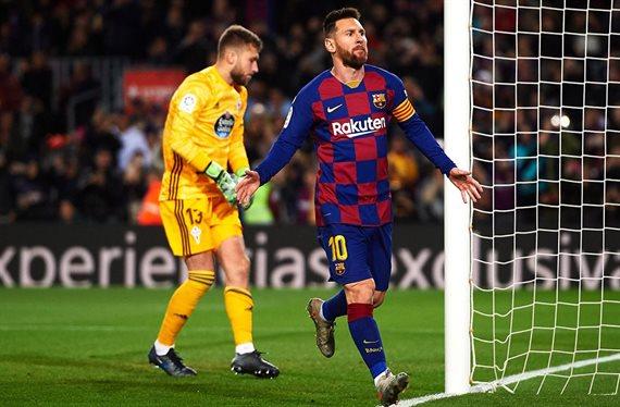 Messi elige al sustituto. Bartomeu toma la decisión:Bomba en el Barça-Celta