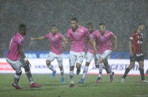 Independiente del Valle venció a Colón y conquistó la Copa Sudamericana