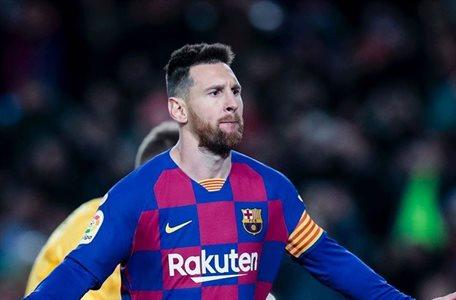 ¡Bomba! Messi pide que se vaya porque así no se puede