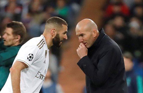 """""""¡Está para que lo echen!"""". El crack que Zidane no quiere ni ver"""