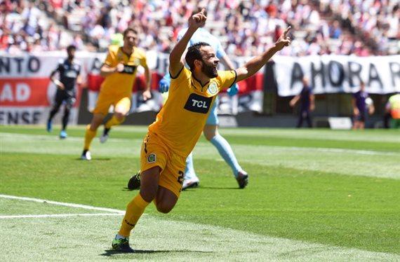 Rosario Central venció 1-0 a River y ganó en el Monumental luego de 22 años