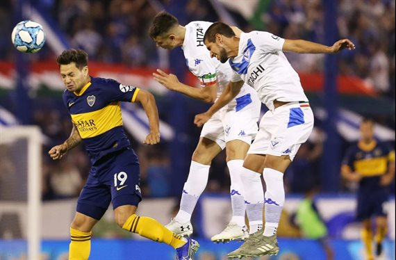 Boca empató 0-0 con Vélez y regresó a la cima de la Superliga