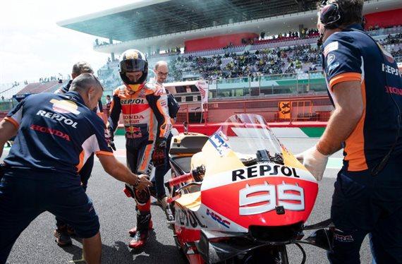 Hay novedad y esperanza: ¡Jorge Lorenzo y Honda reaccionan!