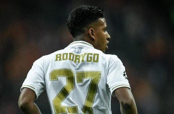 ¿Es una broma? Rodrygo se va. Tiene nuevo equipo ante el enfado de Zidane