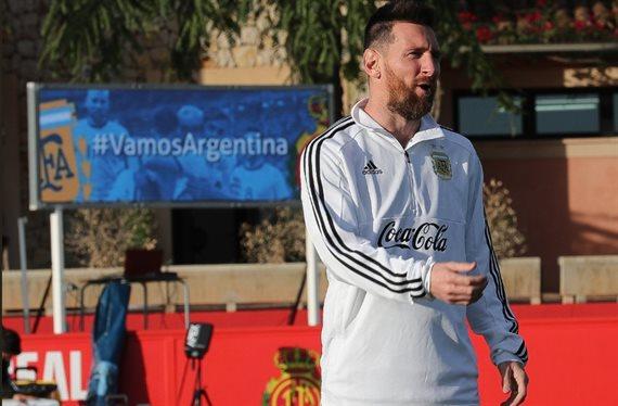 Con la presencia de Messi, el posible equipo de Argentina frente a Brasil