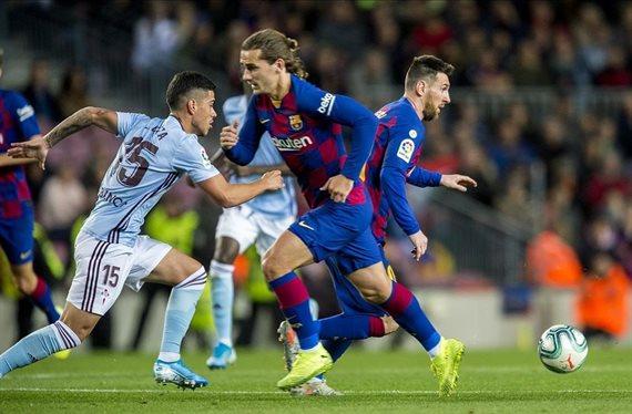 ¡Messi lo echa a la calle! Luis Suárez y Piqué no dan crédito