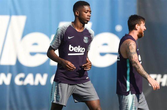 ¡Dembélé hace las maletas! El Barça ya tiene comprador y sustituto