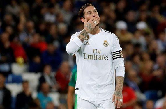 Sergio Ramos tiene una oferta de la Premier (y su renovación se estanca)