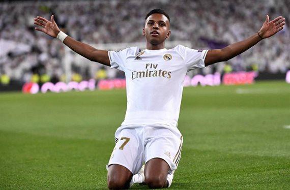 ¡Fichaje! Florentino Pérez ficha al nuevo Rodrygo para el Real Madrid