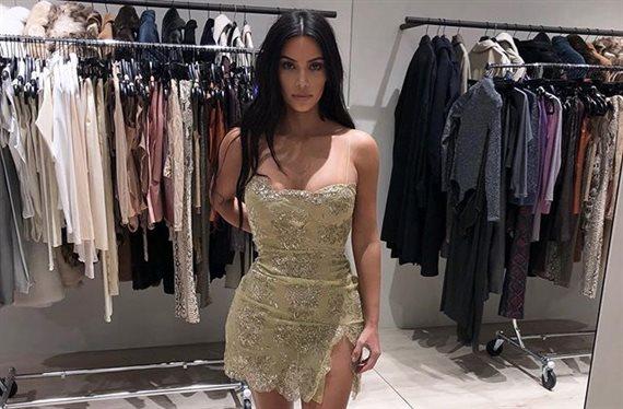 La delantera de Kim Kardashian tiene truco: ¡Se las levanta con esto!