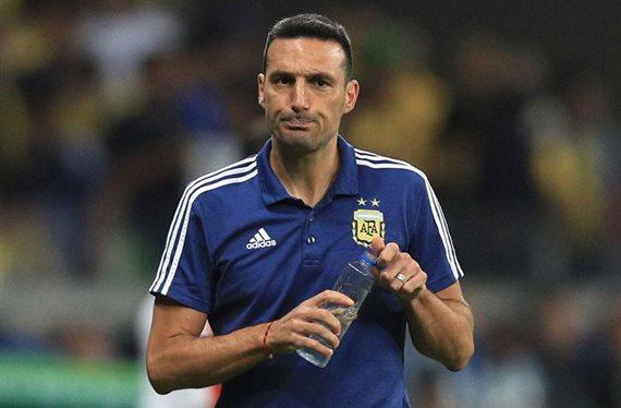 Selección Argentina: Scaloni y un balance negativo enfrentando a Brasil