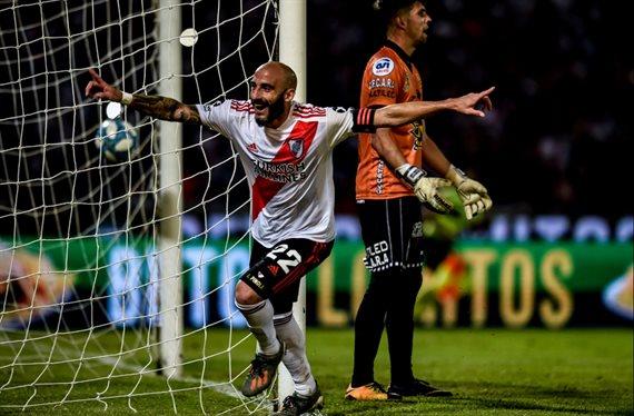 River venció a Estudiantes de Caseros y es finalista de la Copa Argentina