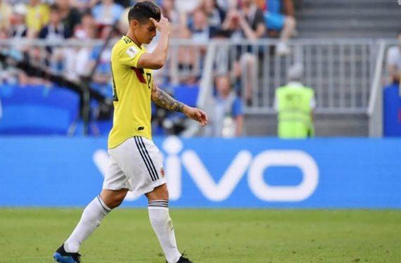 """""""Presi, estoy harto de él"""" Zidane se cansa de James Rodríguez"""