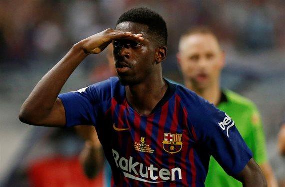 LA BOMBA invernal de Florentino Pérez es un jugador del Barça ¡Y negocian!
