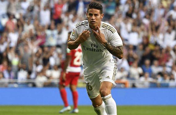 ¡A golpes con James Rodríguez! El lío más feo en el Real Madrid