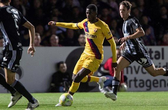 ¡Traición a Messi! Contacto con Florentino Pérez ¡y juega en el Barça!