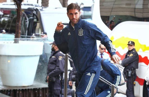 ¡Bomba Sergio Ramos en el España-Malta! (y no es bueno para el Real Madrid)