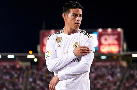 "James Rodríguez elige destino: ""Si sale, no irá a la Premier"""