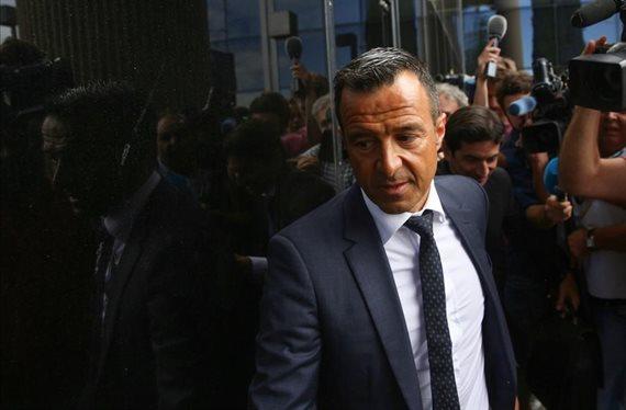 """Jorge Mendes lo ofrece a Florentino Pérez (el Barça le dijo """"no"""")"""