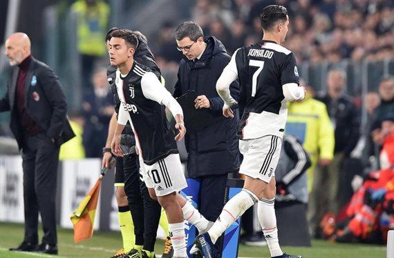Fin de Cristiano en la Juventus. Ruptura de un breve amor. Ramos encantado