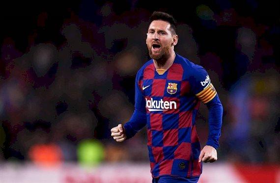 Messi aprueba un fichaje tapado para 2020 (Madrid y Atlético lo querían)