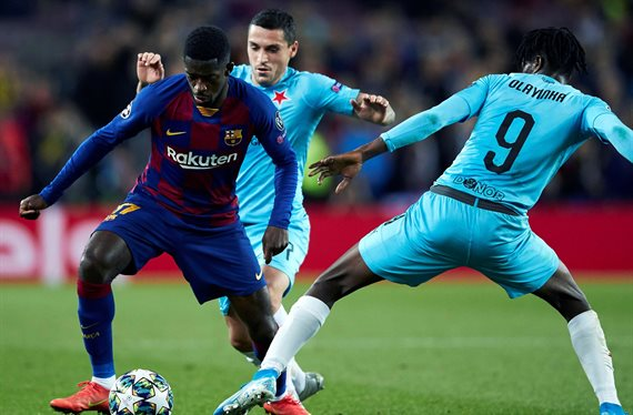 ¡Traiciona a Messi! Llama a Florentino Pérez ¡y deja tirado al Barça!