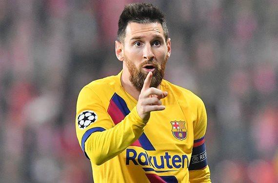 Messi se lo carga, pone nombre a su sustituto y no gusta a la directiva