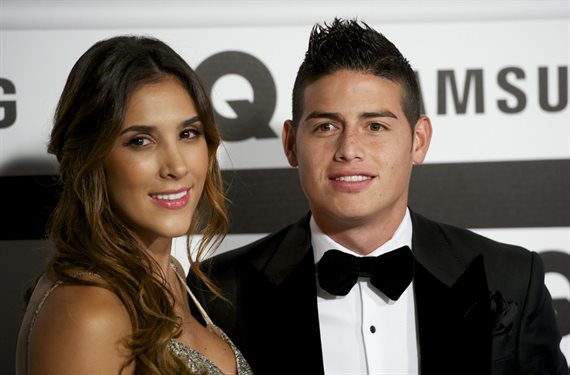 ¡Video bomba! Daniela Ospina y James Rodríguez ¡haciendo esto!