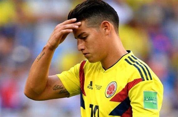 Oficial: James no jugará más con el Real Madrid. Hora de hacer las maletas