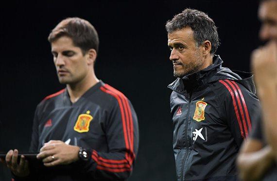 En un polémico capítulo, Luis Enrique regresó a la selección de España