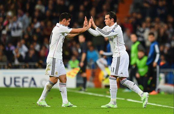 Zidane hará estallar esta bomba con James Rodríguez y Bale ¡Increíble!