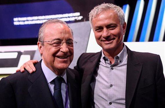 José Mourinho le hace un favor millonario al Real Madrid ¡Vaya bomba!