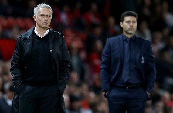 De locos: Mourinho y Pochettino entrenaran juntos en el Tottenham